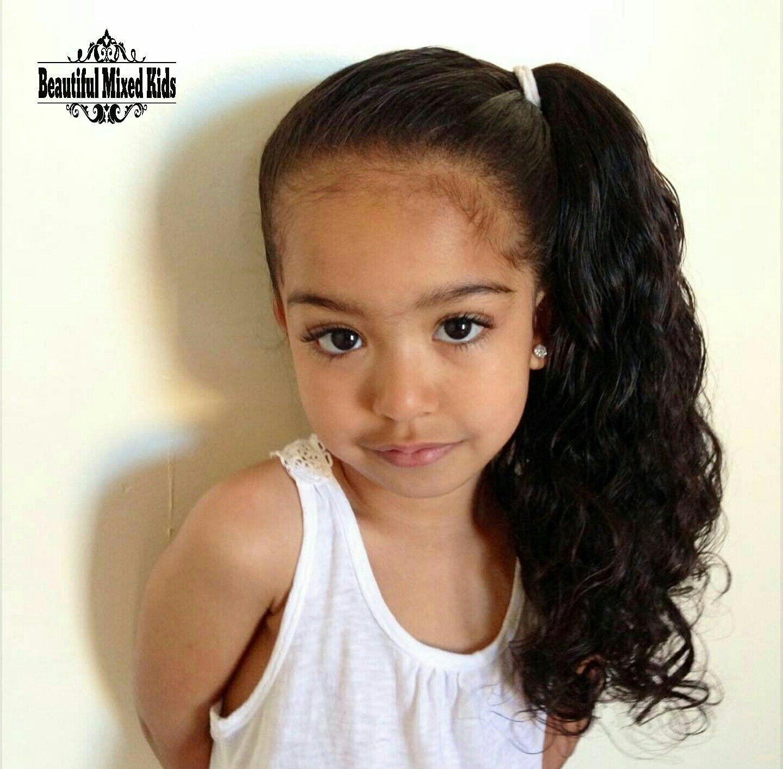 Maya - 6 Years  Jamaican, Caucasian  Asian Follow -9077