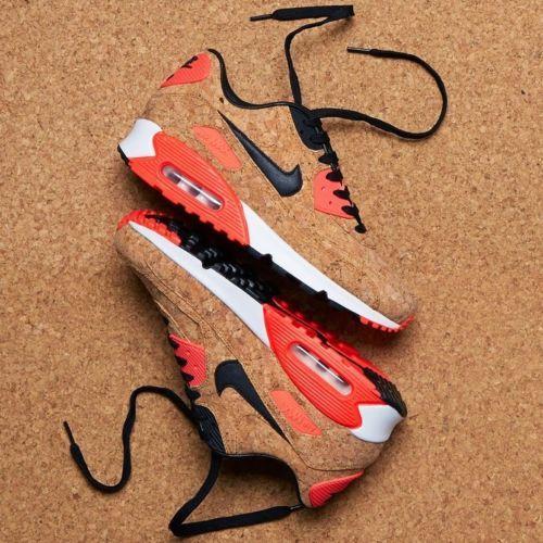 Nike Air Max 90 Anniversary Cork Infrared
