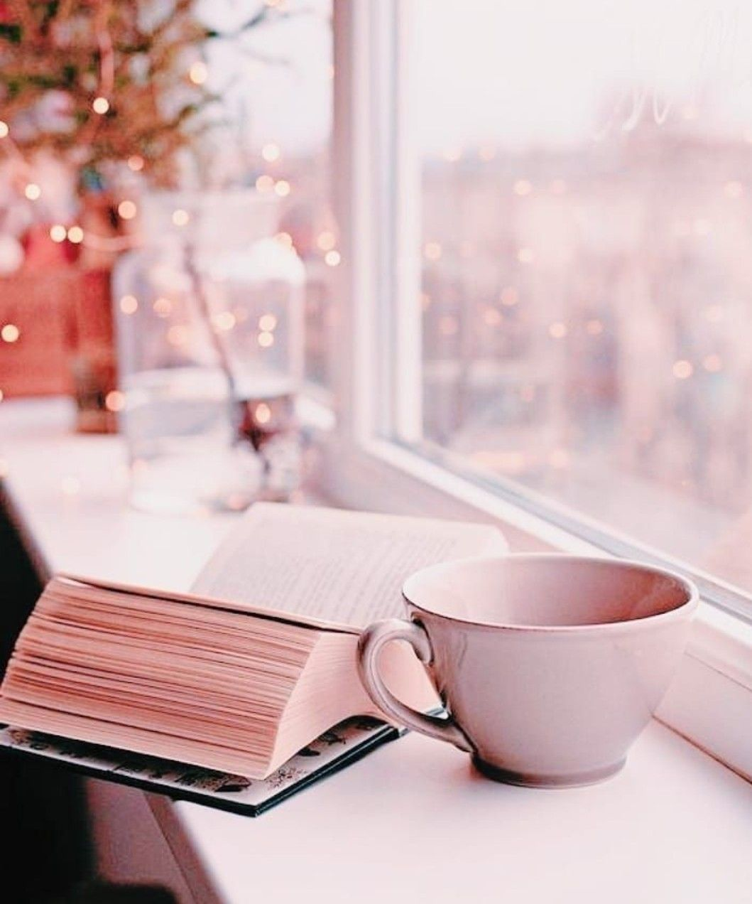 Image About Winter In Book By Naz On We Heart It In 2020 Coffee And Books Book Photography Cool Pictures For Wallpaper