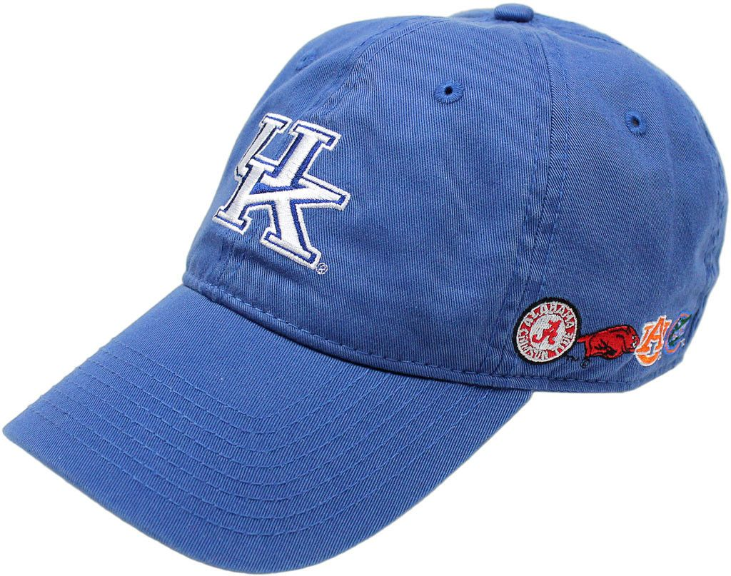 Pride Of The Sec Hat In Blue By Champion Univ Of