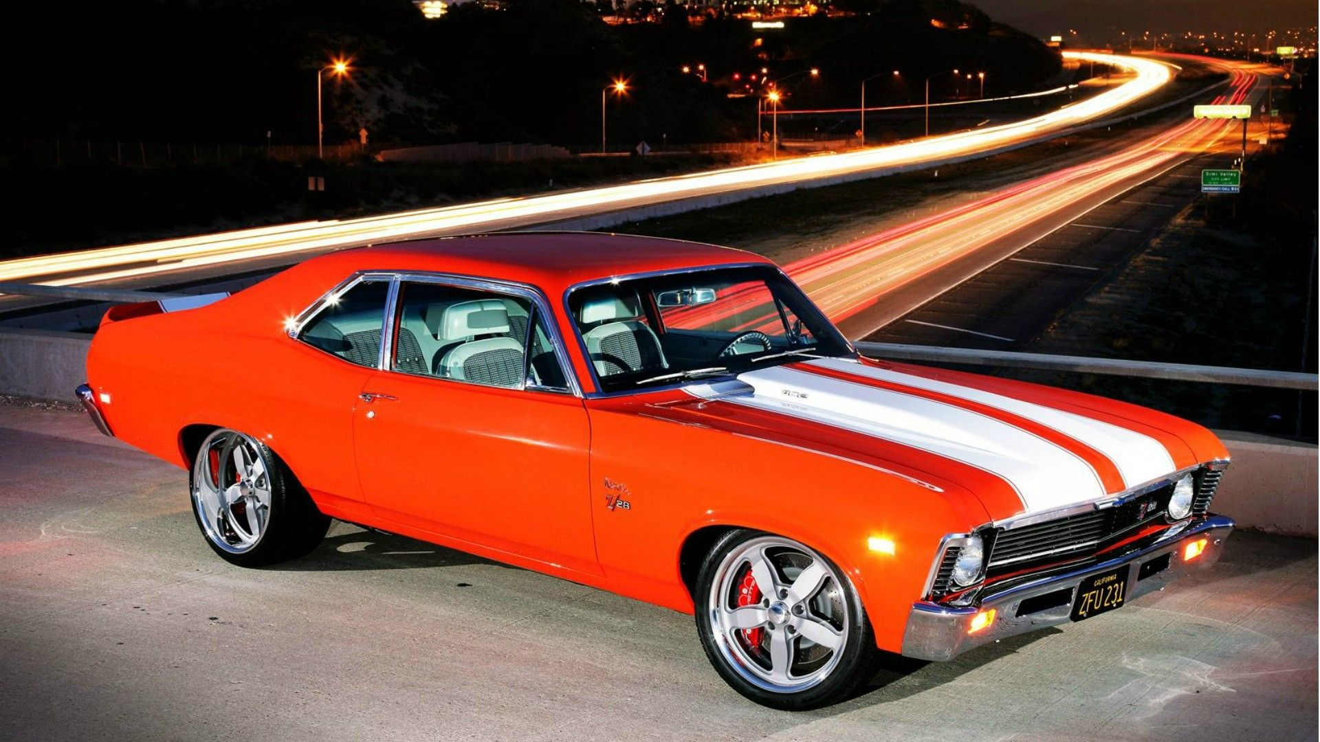 Muscle Cars HD Wallpapers and Backgrounds | Cars, Trucks ...