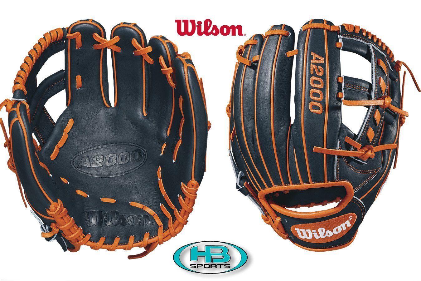 "Wilson A2000 11.5"" Jose Altuve Baseball Glove"