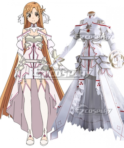 Sword Art Online Alicization Sao Yuuki Asuna Yuki Asuna Cosplay Costume In 2020 Sword Art Online Sword Art Yuki