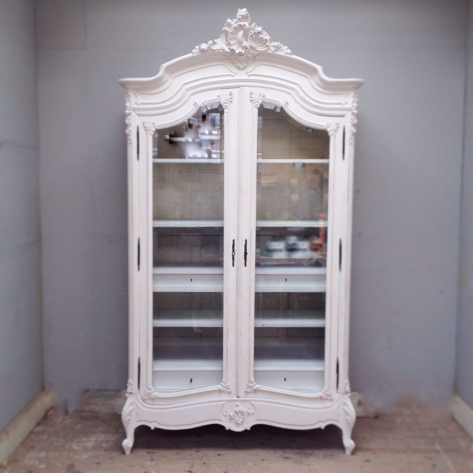 French Armoires, Antique Furniture Sourced From France.