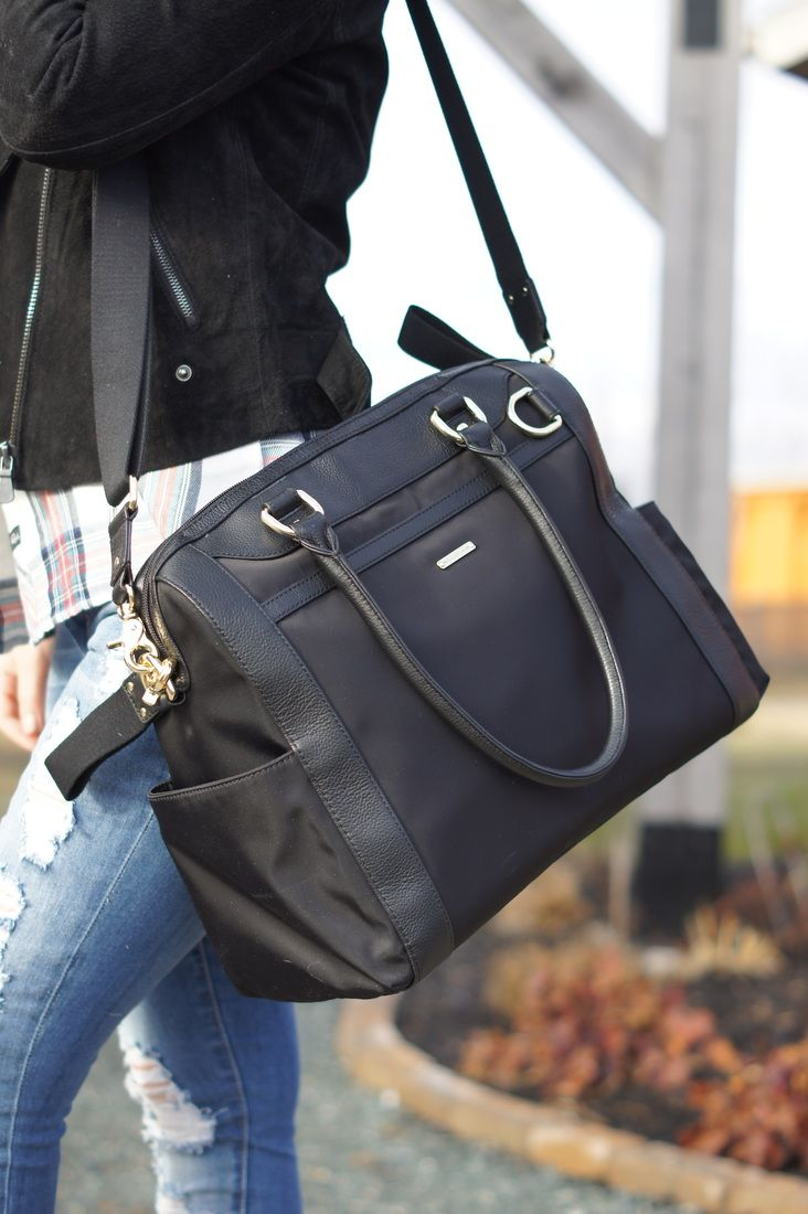 Casual Chic Mommy Look Giveaway Rebecca Minkoff Diaper Bag