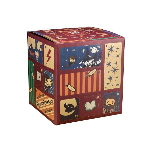 Calendrier De L Avent Harry Potter Deluxe Cube 2019 Calendrier De L Avent Decoration De Noel Harry Potter Boites De Noel