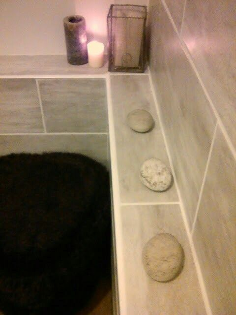coffrage tuyau salle de bain