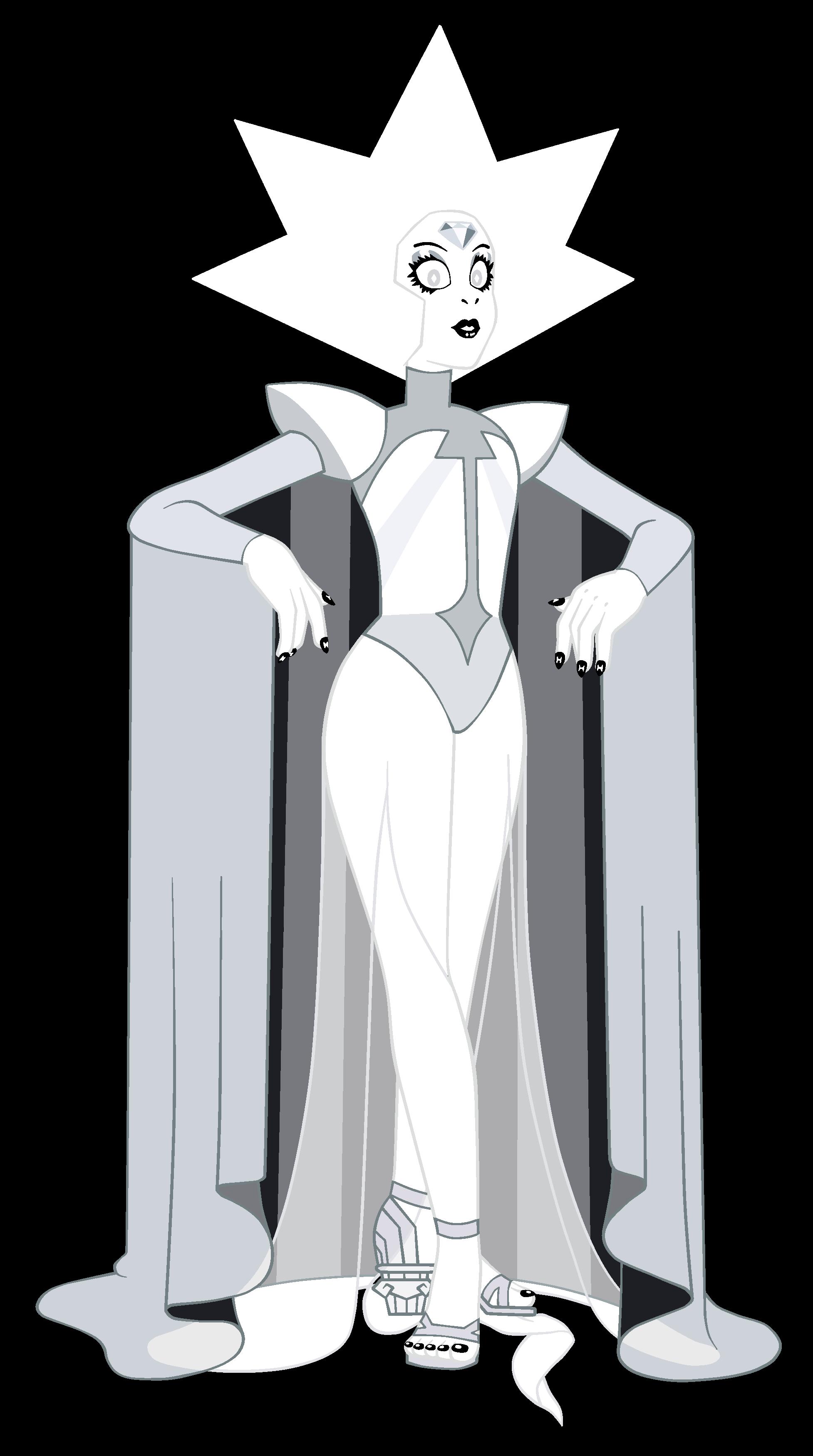 Whitediamond By Koo Png Steven Universe Diamond White Diamond Steven Universe Steven Universe Gem