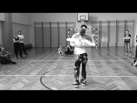 Nowak & Majchrowska - kizomba workshops (Kalu Mendes - Semeou-Se O Vento) - YouTube