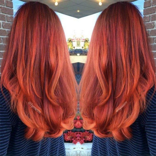 Hervorragend Image result for pumpkin spice hair | clothes/hairstyles/tattoos  RQ49