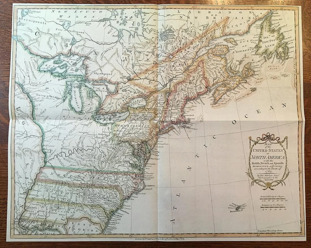 For Auction: Collection of 9 Virginia facsimile maps in 20 parts (#23) on Oct 15, 2019 | Jasper52 in NY