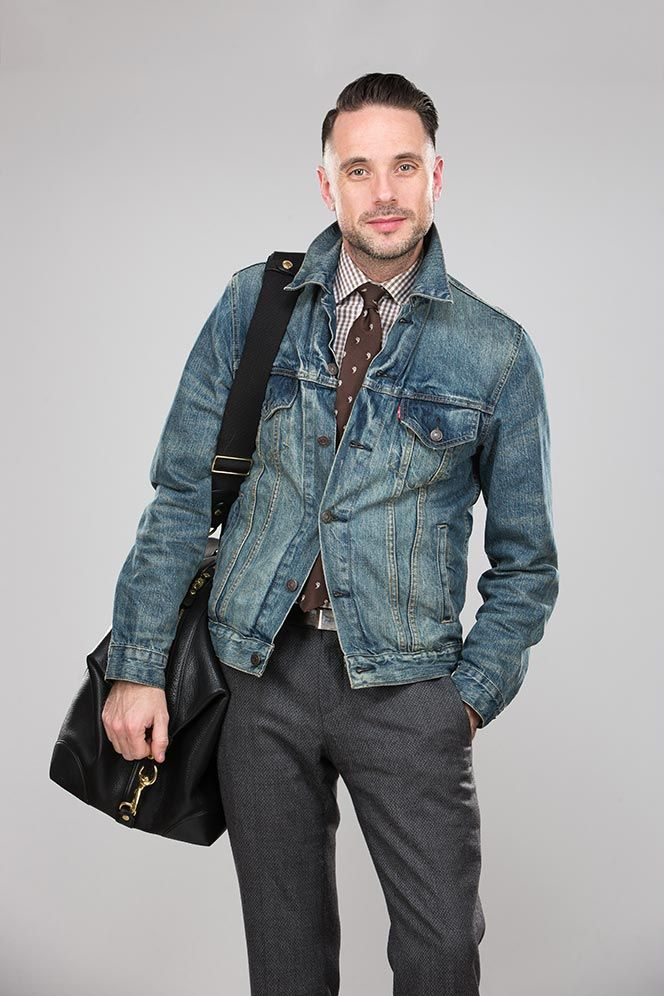Leather Duffle Bag - Most Stylish Travel Bags for Men  3a0a91b6becd7