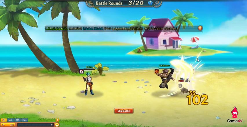 Web game 7 viên ngọc rồng chuẩn bị ra mắt game thủ Việt trong tháng 12