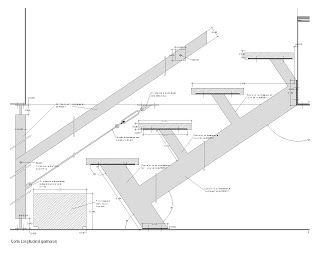 Treppen architektur detail  escada | Detalles constructivos | Pinterest | Wohnraum, Treppe und ...