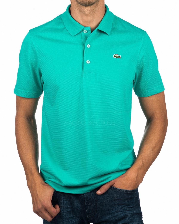 4ba15550 Lacoste Sport Polo Shirt - L1230 Light Turquoise | John case ...