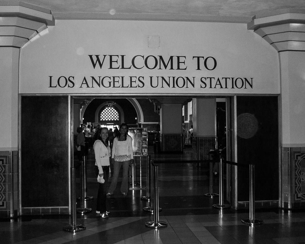Los Angeles Union Station 1939 Union Station Los Angeles Lifetime Memories Photography Union Station Los Angeles Station