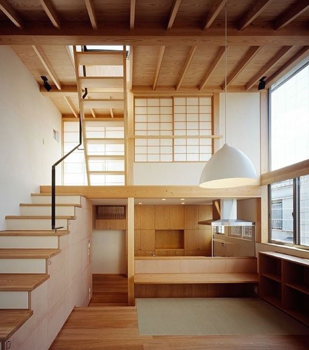 Modern Japanese Kitchens With Images Japanese Home Design Modern Japanese Kitchen Japanese Interior Design