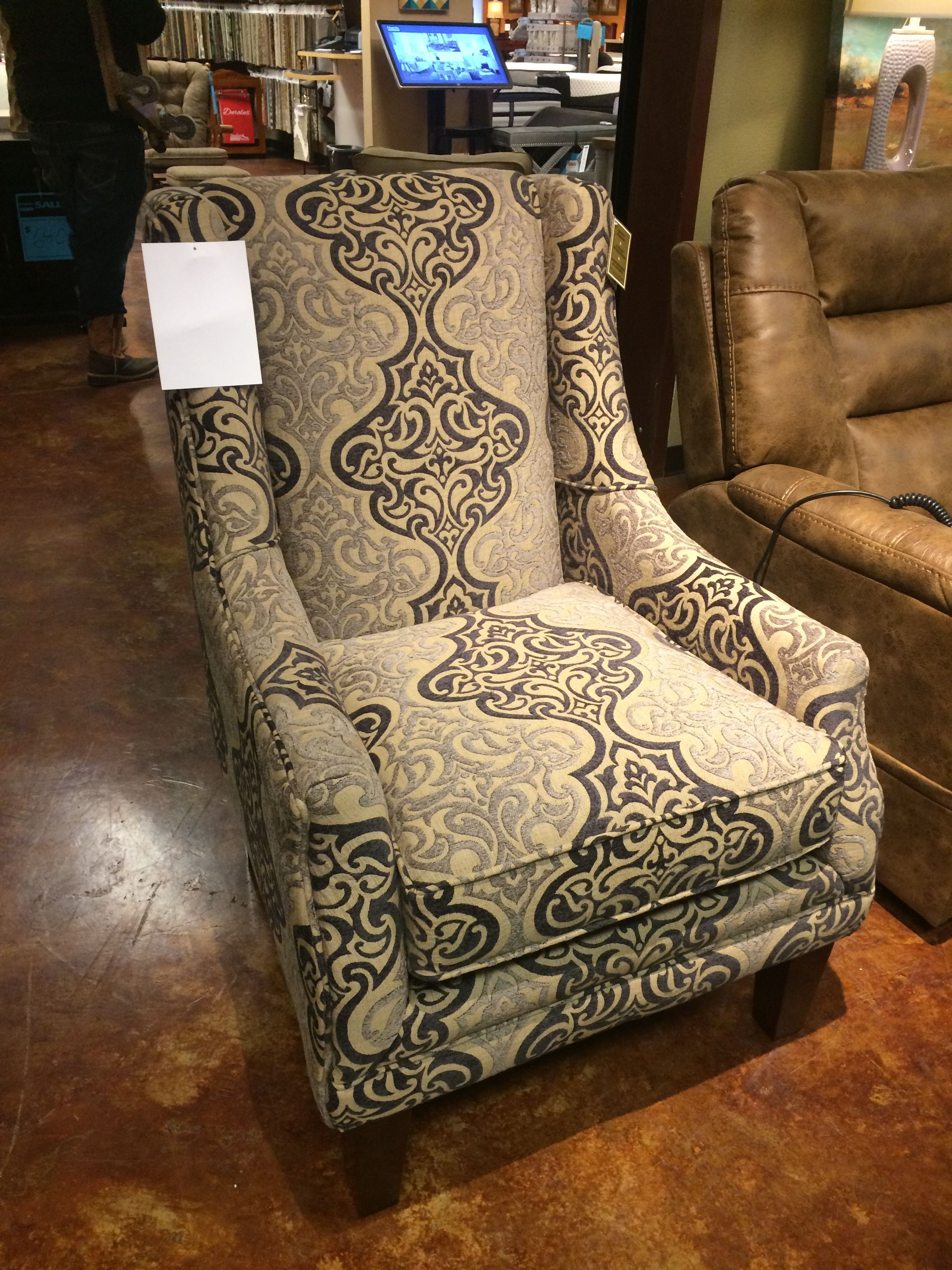 Mayo Manufacturing Furniture Accent Chair New 2017 Fabric Comfortable Fashion Chairs