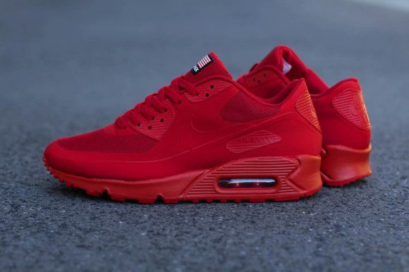 "Nike Air Max 90 Hyperfuse QS ""Independence Day"" Pack"