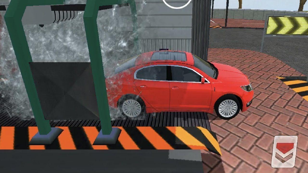سيارات للأطفال اغسل السيارة الحمراء سيارات اطفال العاب اطفال Car Vehicles Abc