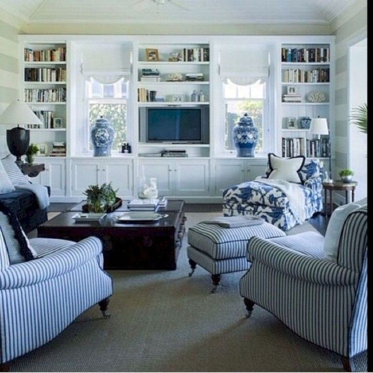 40+ Amazing Blue Living Room Design Ideas - Page 21 of 45 ...