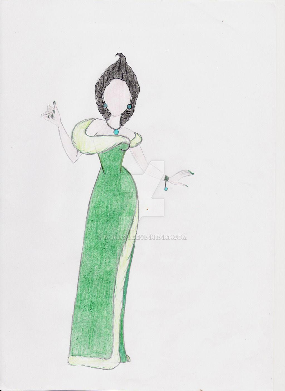 Fashion sketch 12 by moni794 on DeviantArt