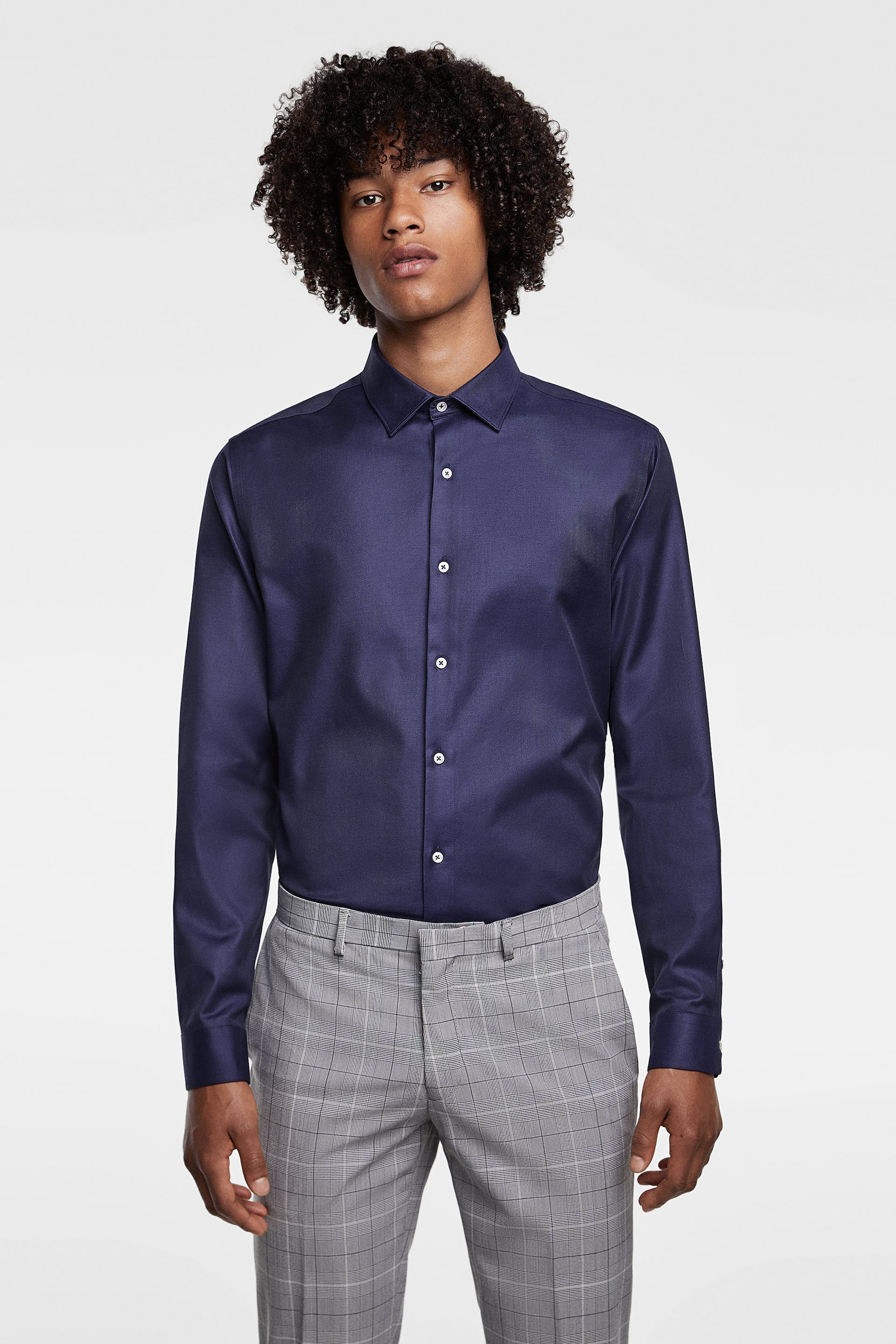 436575b2b8cf PREMIUM TEXTURED WEAVE SHIRT - Item available in more colors ...