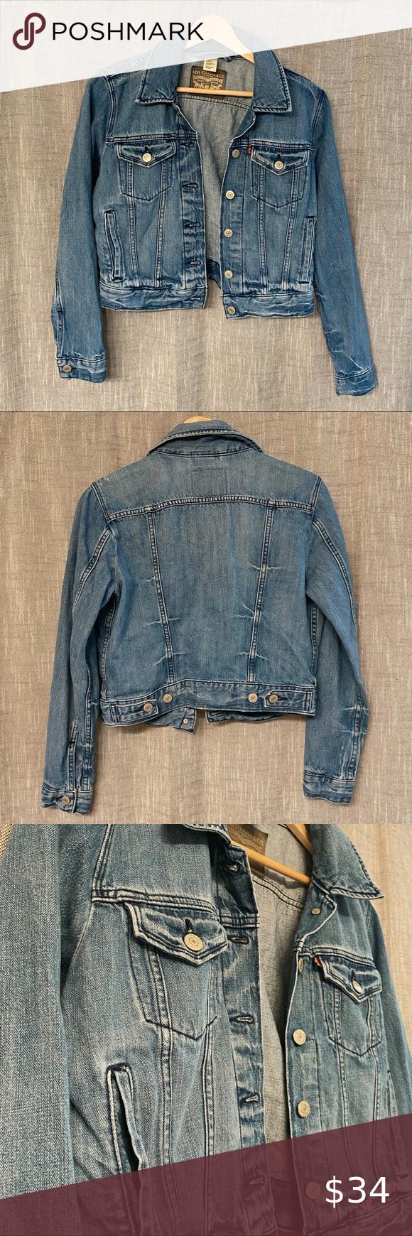 Levi S Trucker Denim Jacket Blue Tie Dye Dress Denim Jacket Women Flannel Lined Jeans [ 1740 x 580 Pixel ]