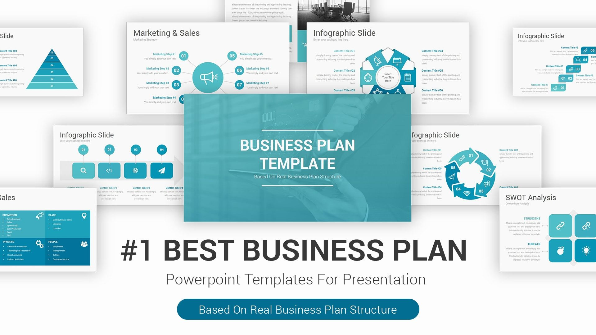 030 Template Ideas Best Ppt Templates Free Download Business In Business Plan Powerpoint T Business Plan Presentation Business Plan Template Best Business Plan