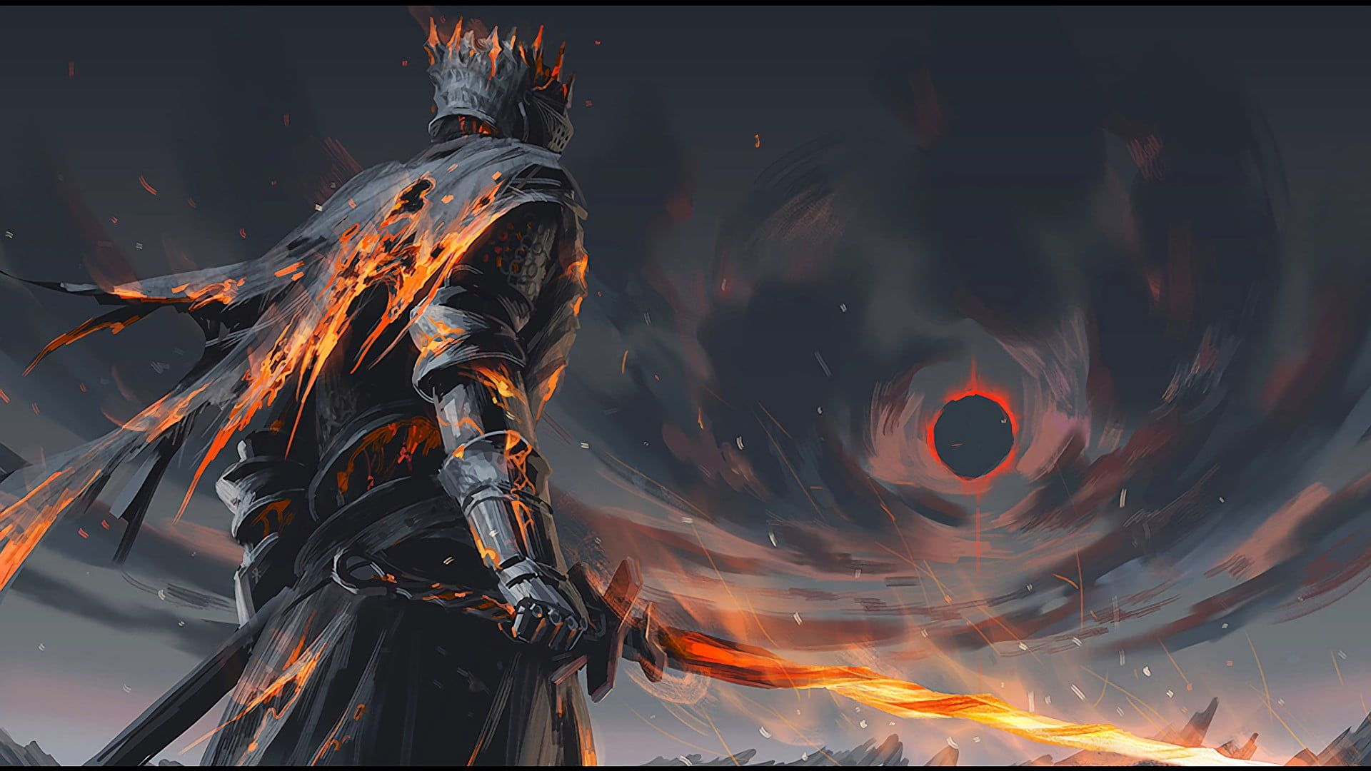 Warrior Holding Sword Wallpaper Video Game Screenshot Fantasy Art Warrior Dark Souls Iii Dark Souls Video Game Dark Souls Wallpaper Dark Souls Art Dark Souls