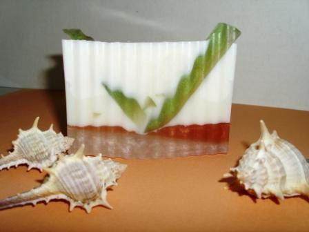 Dune Grass Glycerin Soap www.soapbynancy.com