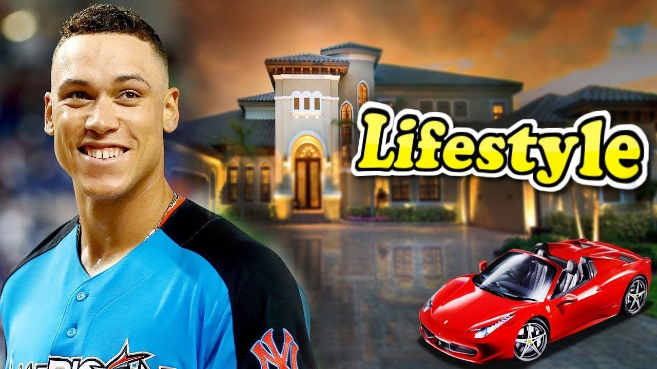 Aaron Judge Biography Girlfriend Cars House Salary Net Worth Income Life Sports Gallery Famous Sports Sports Update