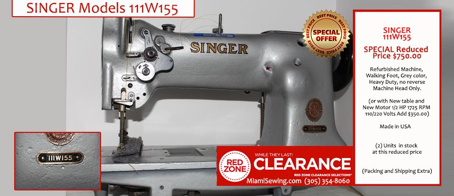 Miami Industrial Sewing Machines Supply Corp In North Miami