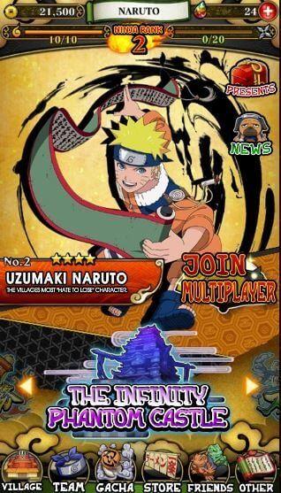 Ultimate Ninja Blazing Apk adalah permainan terbaru Naruto Shippuden