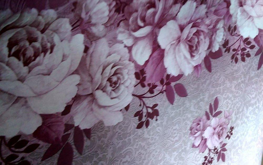 Motif Batik Bunga Untuk Taplak Meja - Batik Indonesia