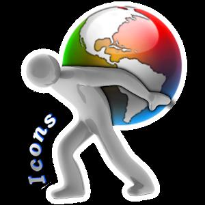 تحميل ايقونات Cobalt Icon Pack v5.9 نسخة مدفوعة Icon