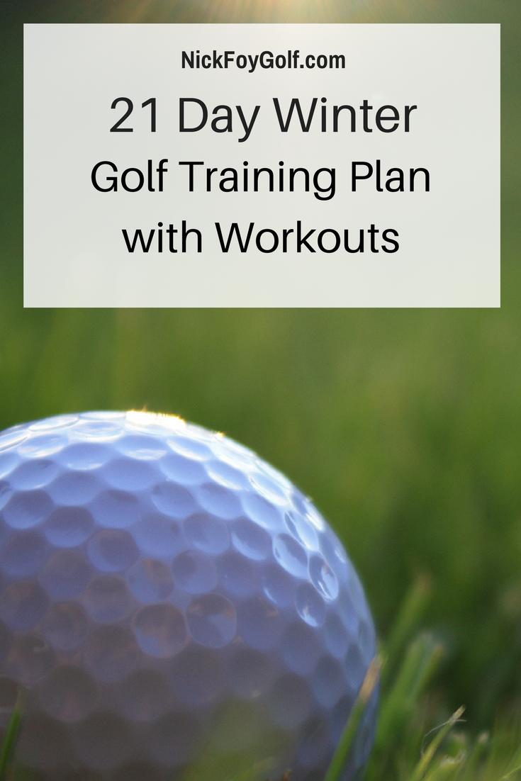 Indoor Golf Training Program For You To Work On Your Golf Swing Your Golf Putting Skills And Your Golf Chipping Ski Golf Training Golf Chipping Golf Practice