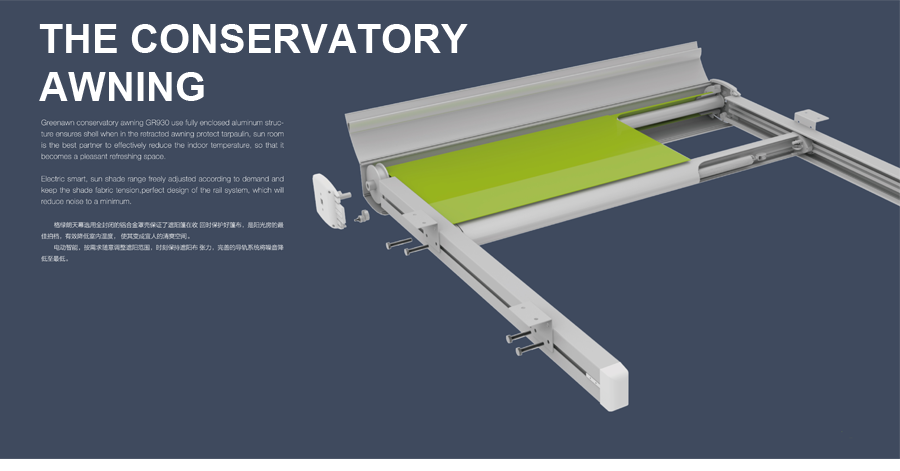Conservatoryawning 1 Blinds For Sale Patio Sun Shades Roller Blinds