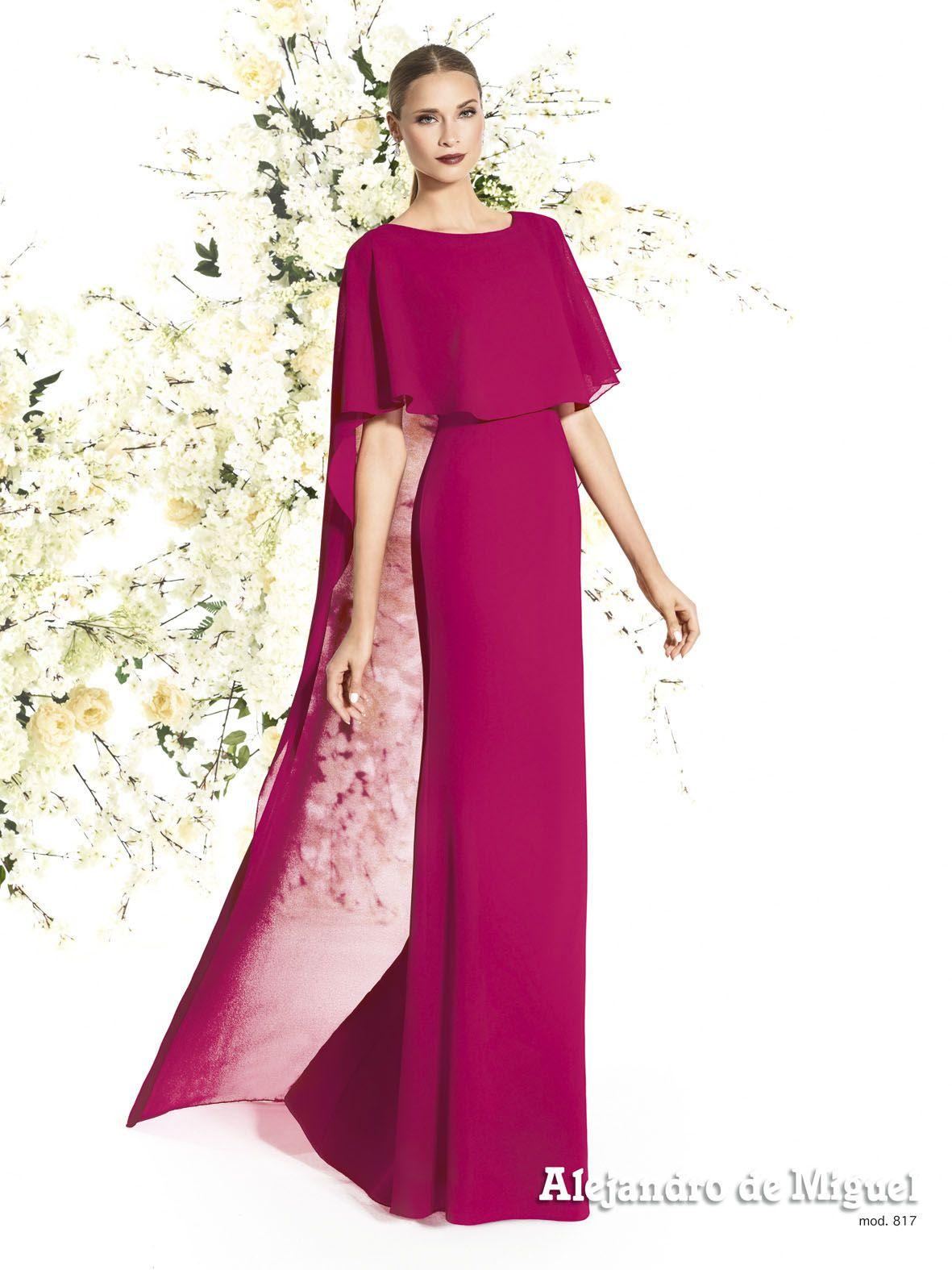 Alejandro de Miguel | Vestido Largo – mod. 817 | Vestidos boda ...
