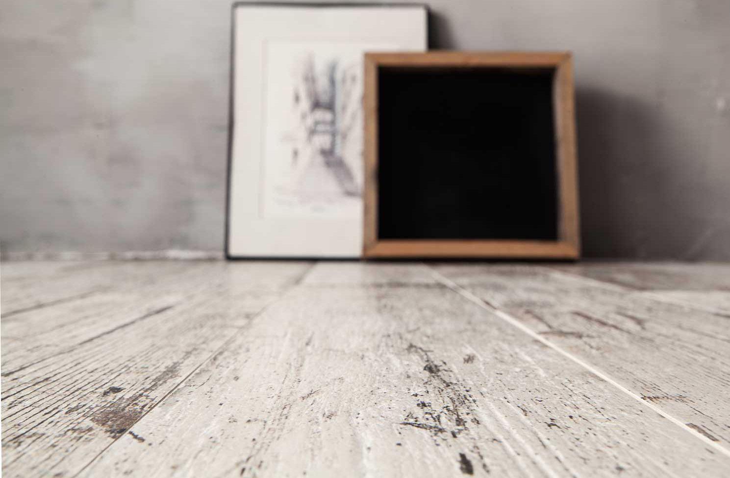 natural Porcelain tile, Distressed wood floors, Wood