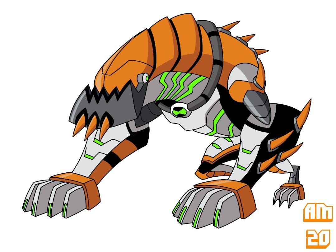 Omni Kix Armor Wildmutt By Artmachband196 On Deviantart Ben 10 Ben 10 Omniverse Ben 10 Alien Force