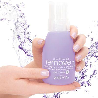My favourite cruelty-free nail polish remover and nail prep. Zoya ...