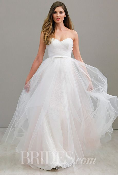 Hayley Paige Wedding Dress - Spring 2016