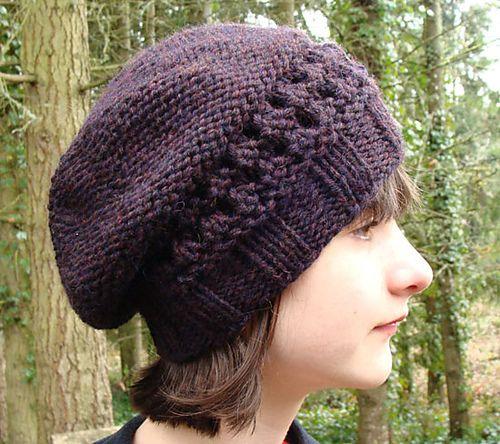 Ravelry The Journey Hat Pattern By Reenie Hanlinee On