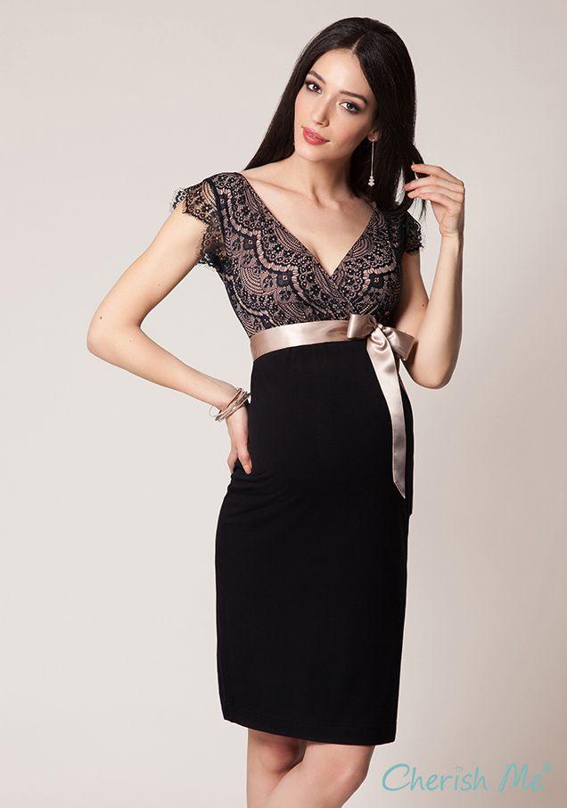 55bcf7665cc Tiffany Rose Rosa Maternity Dress - Vintage Blush | dresses ...