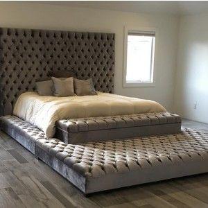 grandioso bed decor bedroom bed bedroom decor rh pinterest com