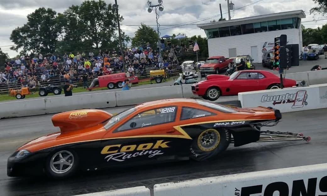 James Cook Top Sportsman Yellowbullet Nationals Sept 2017 Dragracingpics Carpics Hotrodsto Drag Racing Cars Chevy Muscle Cars Cool Car Pictures