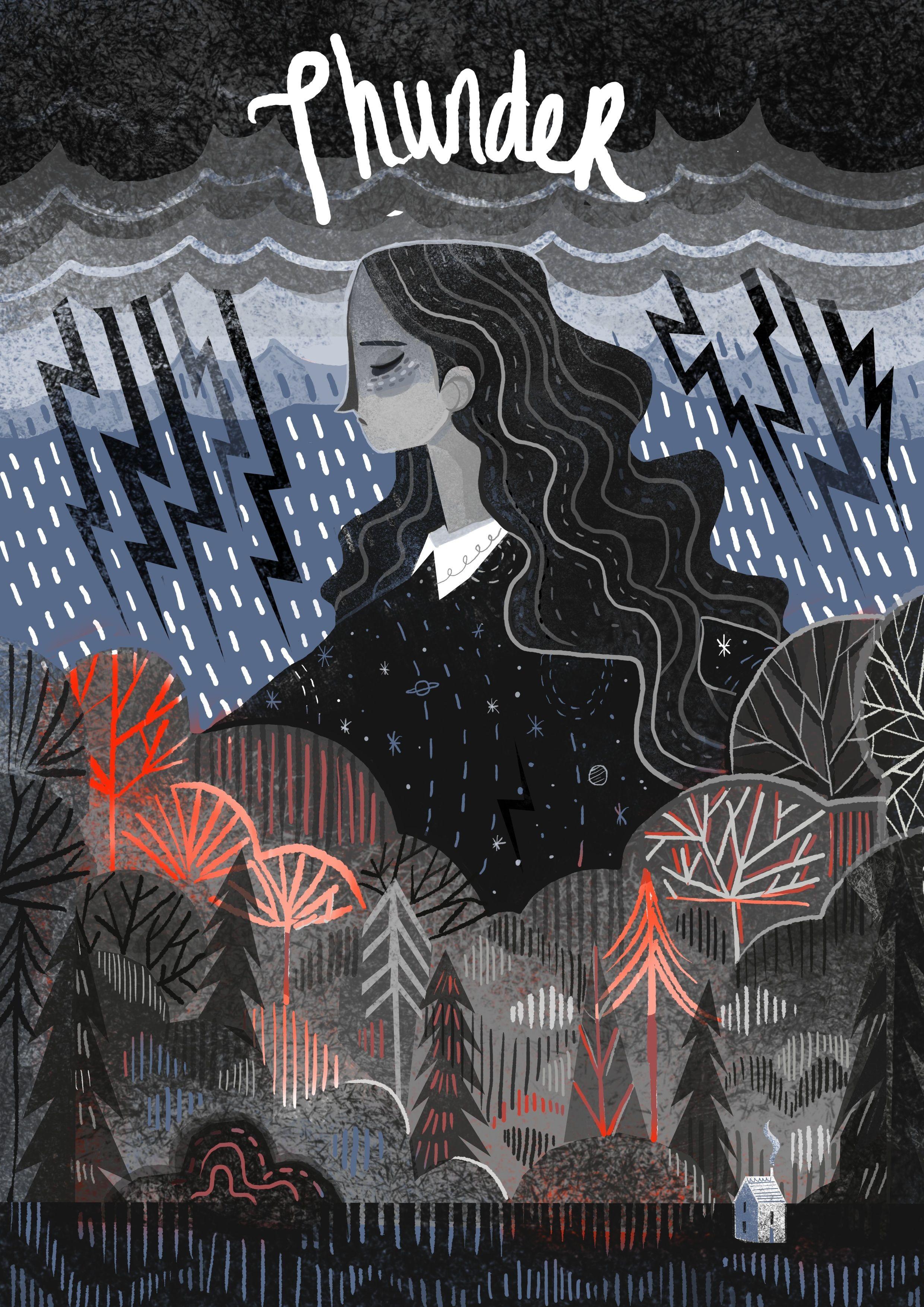 S t o r m s - Karl James Mountford Illustration