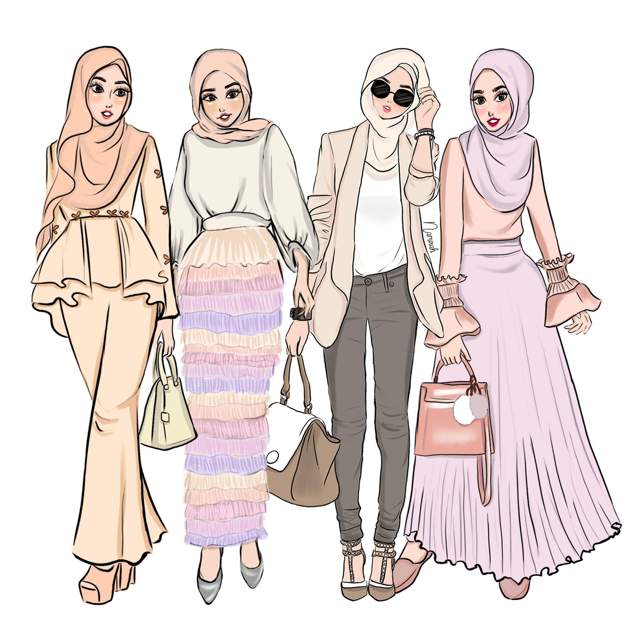 12dayspastelootdchallenge  Desain busana, Model pakaian jepang, Gambar