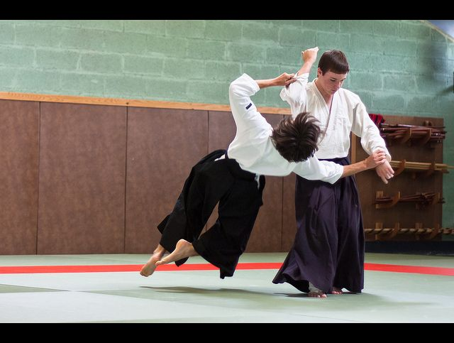 #Aikido: Projection (7) by Onnamusha